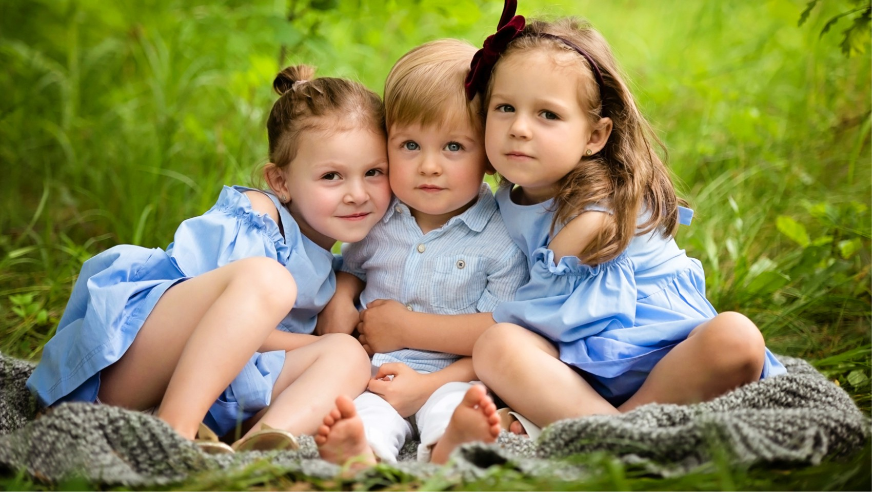 Sesje dziecięce, rodzinne